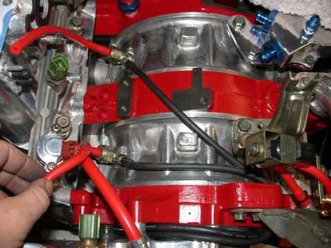 Triple-R: Engine Rebuild - Dedicated 2-stroke oil injection