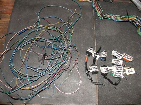 weeds triple r engine rebuild wiring harness rebuild  at fashall.co
